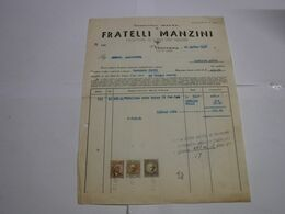 VIGEVANO  -- PAVIA  --  CALZATURIFICIO  MAFRA --  FRATELLI MANZINI - Italien