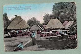 WIDOKI Z KROLESTWA POLSKIEGO - STATION WARSCHAU BRIEFSTEMPEL FELDPOST 1916 - Polen