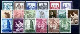 1965 VATICANO ANNATA COMPLETA Ordinaria MNH ** - Full Years