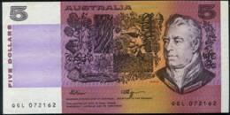 Australia $ 5 Papermoney Banknote - Lokale Munt