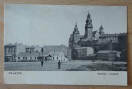 Krakau Kraków Wawel I Groble 1910 - Poland