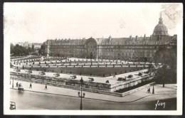 PARIS En Flanant L'Hotel Des Invalides 1945 Yvert 736 - Bar, Alberghi, Ristoranti
