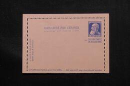 BELGIQUE - Entier Postal Carte Lettre Pour L'Etranger, Non Circulé - L 71400 - Letter-Cards