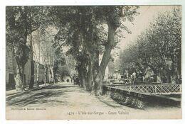 ISLE Sur La SORGUE - Quai Voltaire - Bon état - L'Isle Sur Sorgue
