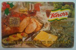 Venezuela Knorr Deliciosas Navidades Bs. 1000 - Venezuela