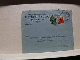 PORTOGRUARO     -- VENEZIA  --   PUPPULIN FAUSTO  --EDILE - Italie