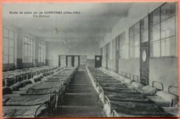 CARTE ECOLE DE PLEIN AIR DE COUTIVERT - 21 - UN DORTOIR -SCAN RECTO/VERSO-12 - Sonstige Gemeinden