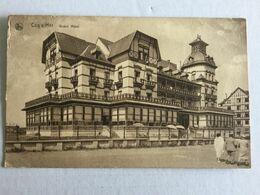 DE HAAN  COQ S/MER  GRAND HOTEL - De Haan