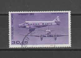 FRANCE / 1986 / Y&T PA N° 59b : Wibault 283 (papier Couché) - Choisi - Cachet Rond - 1960-.... Used