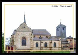 08  VOUZIERS    .... Eglise St Maurille - Vouziers