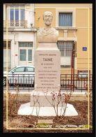 08  VOUZIERS    .... Hippolyte  Adolphe  TAINE - Vouziers
