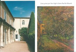 SAINT-REMY-DE-PROVENCE    ( BOUCHES DU RHONE )   JARDIN DE L ' HOSPICE SAINT-PAUL - Saint-Remy-de-Provence