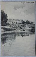 AK NIEUWPOORT Chantier Grilles 1911 - Nieuwpoort