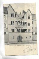 68 - Colmar I. Els. Staubhaus - Rue St-Jean Maison Dr Staub. Carte Précurseur - Colmar