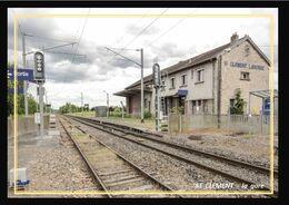 54  ST  CLEMENT  ... La  Gare - Andere Gemeenten