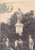 Algérie - Constantine - Statue Du Maréchal Valée - Constantine