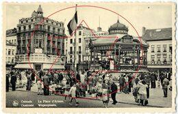 Wapenplein - La Place D'Armes.....Oostende - Ostende - Ostend (DOOS 5) - Oostende