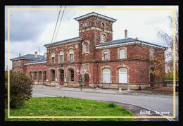 67  BARR     ... La  Gare - Barr