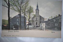 3382/GRAND-HALLEUX Eglise NELS Série 20 Nr 42 (colorisée) - Vielsalm