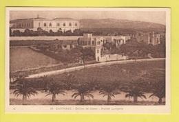 DF / TUNISIE / CARTHAGE / COLLINE DE JUNON - MAISON LAVIGERIE - Tunisia