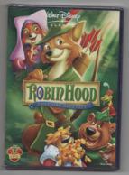 Robin Hood - Edizione Speciale - Walt Disney - Nuovo Confezionato - Animation