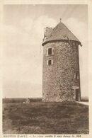 Amanlis (35 - Ille Et Vilaine) Le Vieux Moulin à Vent Datant De 1858 - Francia