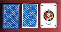 AIR FRANCE 1985 JEUX DE 52 CARTES A JOUER EN SUPERBE ETAT FABRICANT HERON - Playing Cards
