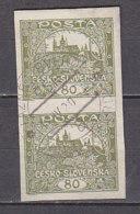 L1804 - TCHECOSLOVAQUIE Yv N°19 - Czechoslovakia