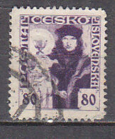 L1852 - TCHECOSLOVAQUIE Yv N°170 - Used Stamps