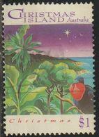 Islas Navidad 1993 Scott 356 Sello º Christmas Island Australia Navidad Michel 390 Yvert 398 Stamps Timbre Australie - Northern Mariana Islands
