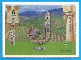 España. Spain. 2020. 12 Meses, 12 Sellos. Jaen - 2011-... Nuovi & Linguelle