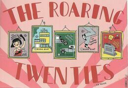 Belg. 2020 - The Roaring Twenties ** (Les Années Folles) - Belgio