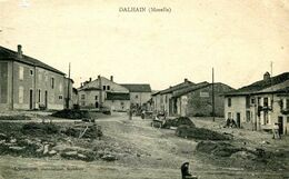 DALHAIN      1586 - Andere Gemeenten