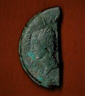 MONNAIE ROMAINE / AS DE VIENNE A LA PROUE DE NAVIRE / COUPE  : BEL ETAT - 1. The Julio-Claudians (27 BC To 69 AD)