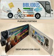 España. Spain. 2020. Literatura. Bibliobús - 1931-Oggi: 2. Rep. - ... Juan Carlos I
