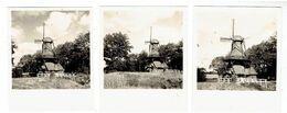 HÜVEN - Gem. Sögel - Kreis Emsland - Niedersachsen - Hüvener Mühle - Molen - Moulin - 12 Kleine Foto's +/- 7 X 6 Cm - Other