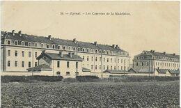~   B S    ~  88  ~   EPINAL    ~    Les Casernes De La MADELEINE ~ - Epinal
