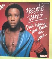FReddie James- Disque Vinyles 33T) Titre Voir Photos-  (Muller Dom-Cat) - Klassik
