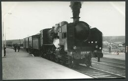 Photo - SNCF Dans Les Années 1960 - Locomotive 230 G 364 - Voir 2 Scans - Treinen