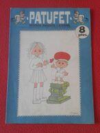 ANTIGUA REVISTA MAGAZINE COMIC INFANTIL I Y JUVENIL PATUFET Nº 157 20 ABRIL 1973 EN CATALÁN CATALONIA SPAIN CATALUNYA... - Comics (other Languages)
