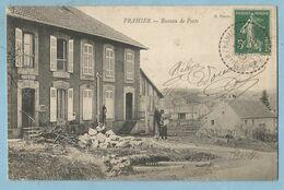 UR0001  CPA   FRAHIER (Haute-Saône)   Bureau De Poste  +++++ - Andere Gemeenten