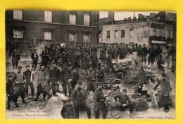 CPA - Grèves De Denain,1906. Cuisines - Place Du Commerce - Denain