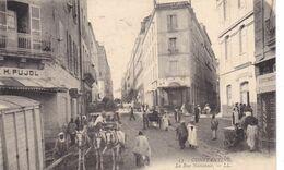 Algérie - Constantine - La Rue Nationale - Constantine