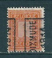 2275 Voorafstempeling Op Nr 108 - DIXMUDE 1914 -  Positie A (zie Opm) - Precancels