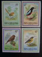 1993 - MICH.  N° 681 à 684 **  - OISEAUX DIVERS - Papua New Guinea