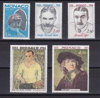 D219 / MONACO / LOT N° 1290/1294  NEUF** COTE 14.20€ - Monaco