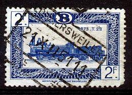"""TR 306 - """"LOMMERSWEILER"""" - Ronde Hoek/coin Arrondi - (ref. 32.731) - 1942-1951"""