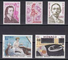 D219 / MONACO / LOT N° 1344/1348  NEUF** COTE 17.50€ - Monaco