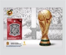 España. Spain. 2020. HB. Efemérides. Centenario De La Selección Española De Fútbol - 2011-... Nuovi & Linguelle
