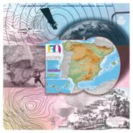 España. Spain. 2020. HB. Aniversario. 150 Años Del Instituto Geográfico Nacional - 2011-... Nuovi & Linguelle